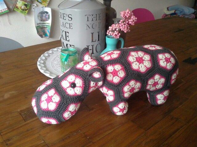 Happypotamus - the happy hippo
