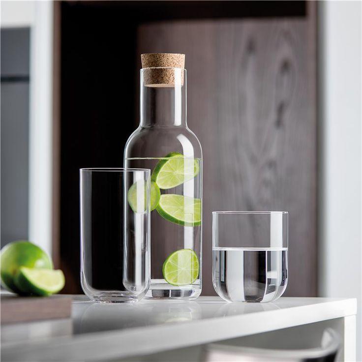 Etentje met familie? Borrel met vrienden? Met het stijlvolle glasservies uit de Sublime collectie van Luigi Bormioli is de eerste stap gezet naar een fantastische avond. De glazen zijn van het innovatieve SON.Hyx kristalglas, wat ze extra helder maakt!
