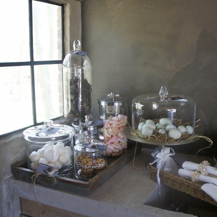 17 best images about glazen voorraadpot on pinterest villas home and lifestyle - Villa decoratie ...