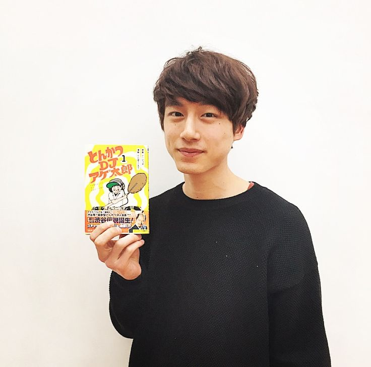 Sakaguchi Kentaro - MEN'S NON-NO blog update