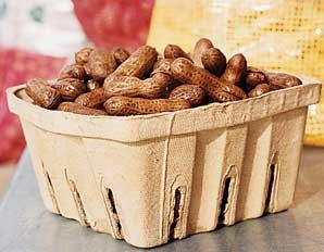 Tailgate Food: Crockpot Boiled Peanuts