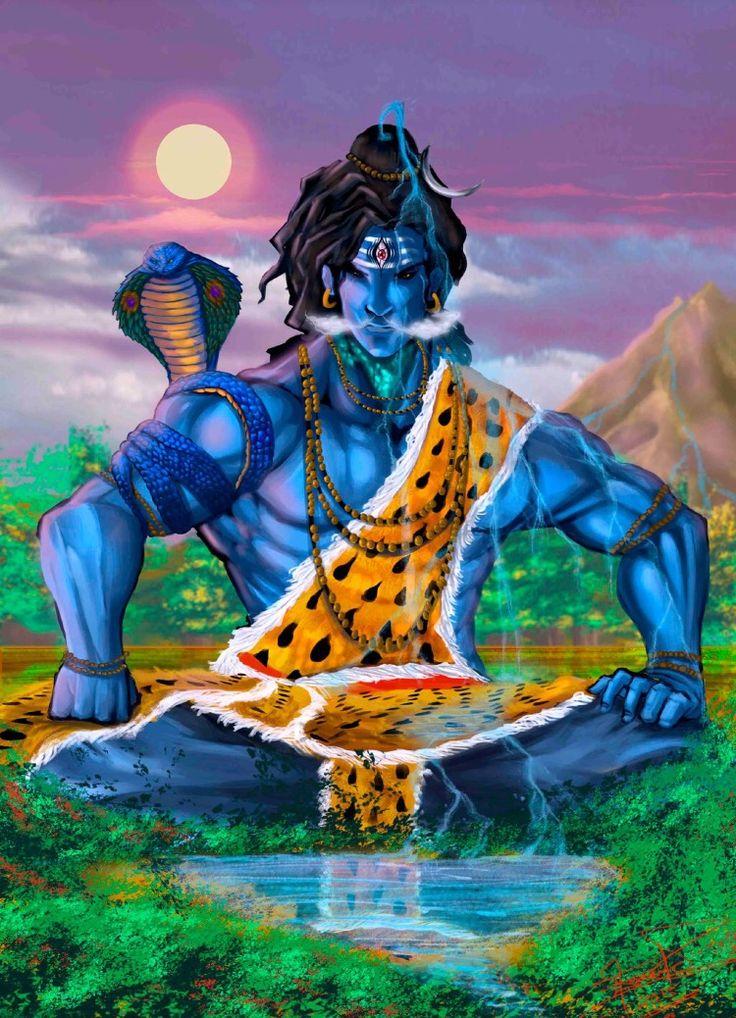 Pin by Mahendran on mak in 2020 Kali hindu, Durga