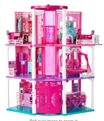 Trend Hurry Amazon has Barbie Dream House on sale for