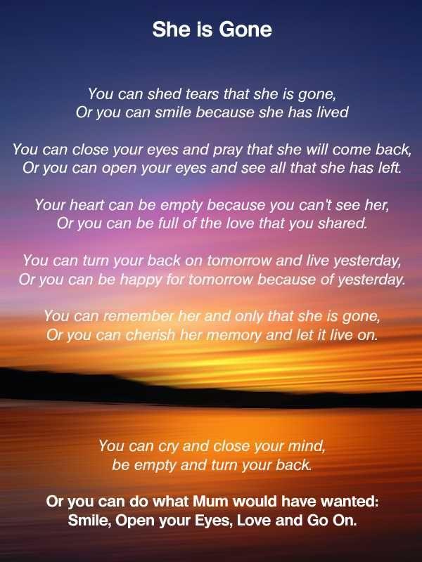 death poem