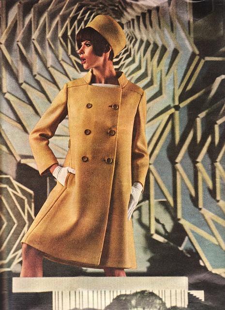 1968 Camel Coat
