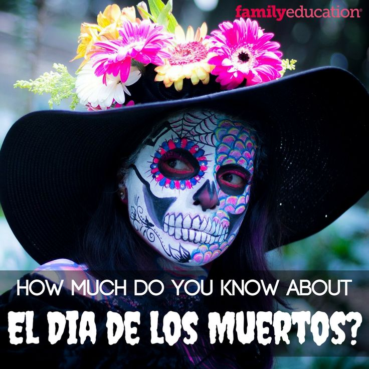 How much do you know about El Dia de los Muertos -- the Day of the Dead?