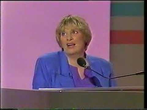 Victoria Wood - The Ballad of Freda and Barry