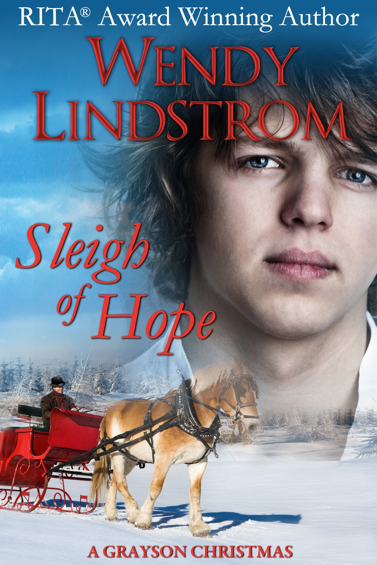 """""""A touching story about hope, love, and the spirit of giving."""" On a winter night, Adam Grayson hurries to his sister's greenhouse, hoping for time alone with his sweetheart Rebecca, but someone has broken in. When he finds orphan Leo Sullivan and baby brother seeking refuge from the cold, he begins a journey of self-discovery, battling his own shortcomings to help the boys and become the sort of man he longs to be–a Grayson man, a man who does the right thing at any cost. wendylindstrom.com"""