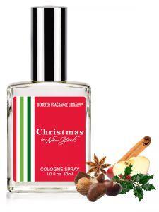 Рождество в Нью-Йорке (Christmas in New York) ― Магазин ароматов «Demeter Fragrance Library»