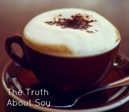 Think a soy cappuccino is a healthier option? www.bufnewcastle.com.au/blog/post/2013/05/30/The-Truth-About-Soy.aspx