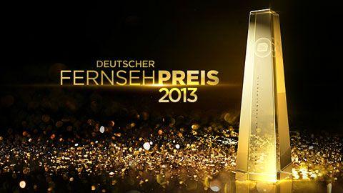 Deutscher Fernsehpreis 2013 – Nominierungen