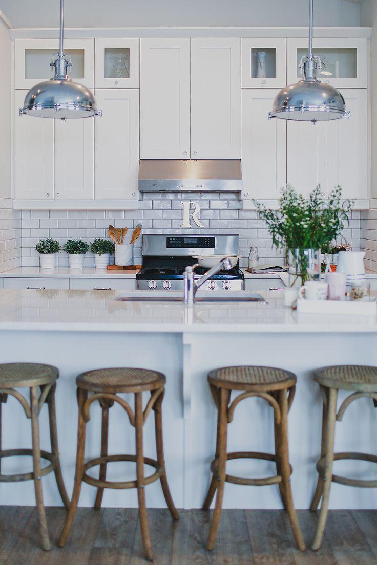 52 best cocina images on Pinterest | Kitchen cabinets, Kitchen ...