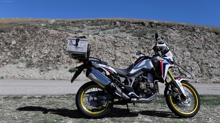 My Honda Africa Twin (2016)