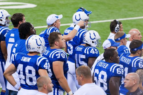 Indianapolis Colts: 2015 NFL Football Betting Odds, Preview and Schedule