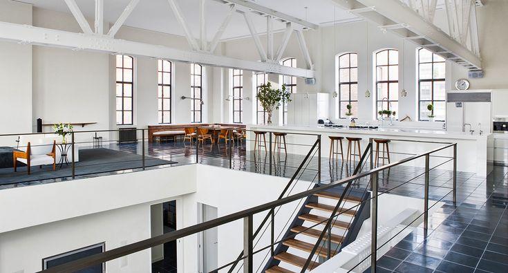 Interni Magazine - Il lavoro dell'architetto Annabelle Selldorf spazia dalla piccola scala dell'arredo su misura alla costruzione ex novo di un museo o di una biblioteca. Nel