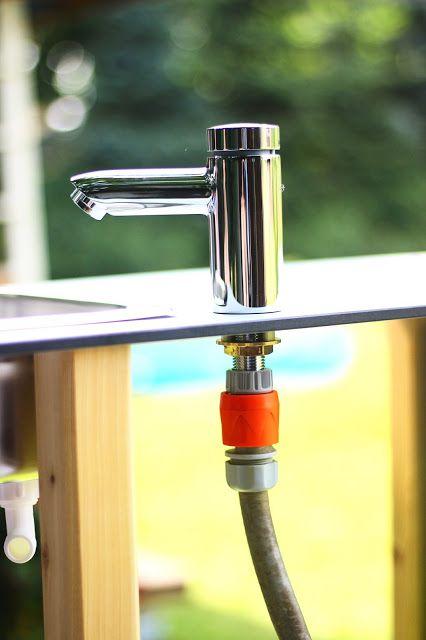Bildergebnis für gardena wasserhahn outdoor Wasserhahn