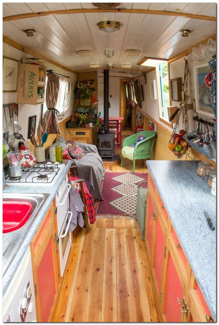 Cheap Houseboat Interior Ideas