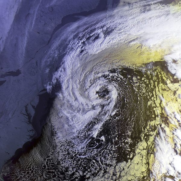 This Day in History: Oct 30, 1991: Perfect storm hits North Atlantic