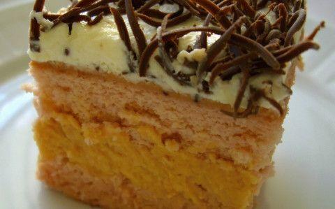 Vattacukor sütemény recept fotóval