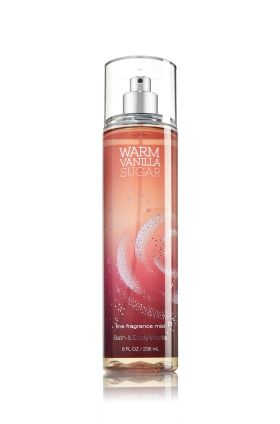 Warm Vanilla Sugar Fine Fragrance Mist - Signature Collection - Bath & Body Works; Have this !