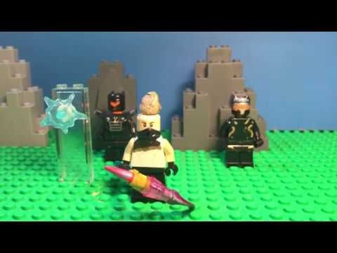 Lego Fortnite How To Make A Rift From Season 5 Omega Oblivion