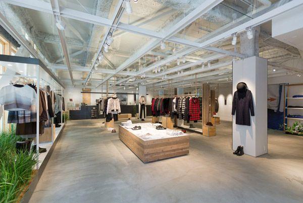 【アニエスベーからのプレゼント】デザイナーも来店するナイトショッピングパーティーに出かけよう&クラッチバッグを手に入れて! http://soen.tokyo/fashion/news/agnesb151013.html
