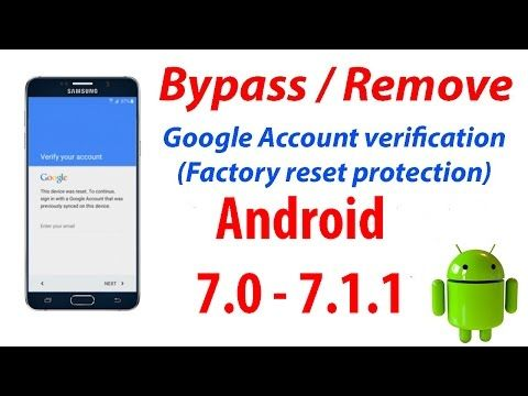 Bypass Google Account Samsung S6 Edge Plus T Mobile G928t Android