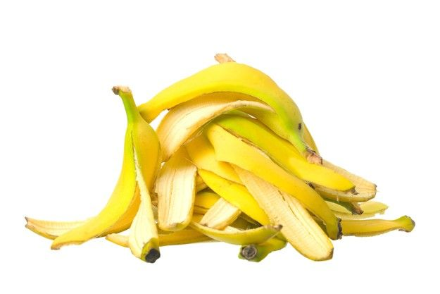 Did you know that banana peels are edible and that they are an excellent source of nutrition? #BananaPeels #Fruit