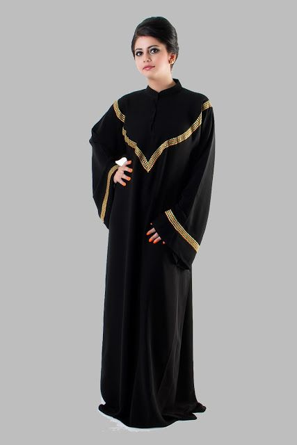 stylish black abaya (13)
