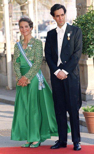 Infanta Elena & Jaime de Marichalar