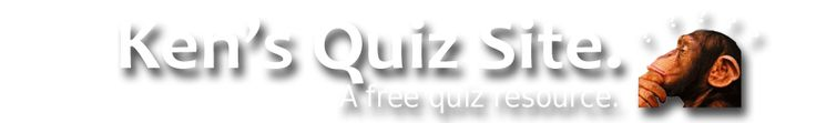 Free Quizzes from Kensquiz - Quiz's to do round the pool!