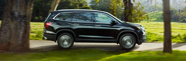 2016 Honda Pilot Meet the all-new 2016 Pilot. It stands as Honda's most capable, efficient Pilot yet.