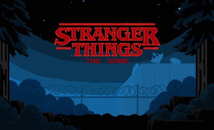 Stranger Things: The Game- Trailer