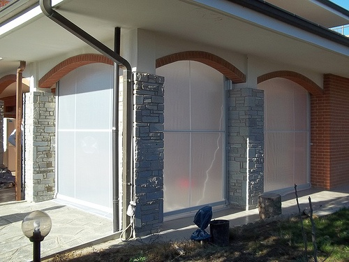 Tenda veranda invernale motorizzata Torino M.F. Tende e tendaggi (5)
