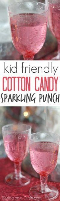 Party Drinks Nonalcoholic Kids 65 Ideas #nonalcoholicsummerdrinks Party Drinks N…   – Para