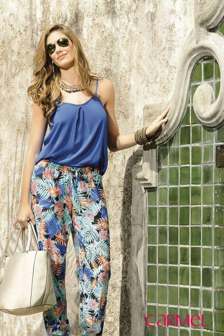 #Fashion #Carmel #Tropical