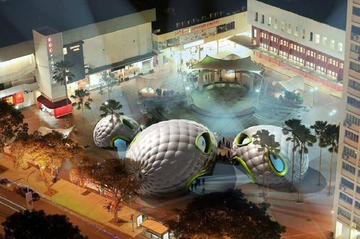 GOLI, THE FIRST INFLATABLE POP-UP THEATRE IN SINGAPORE
