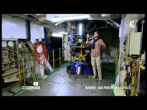 c'est pas sorcier - au centre spatial guyanais (2013) - la science et la technologie
