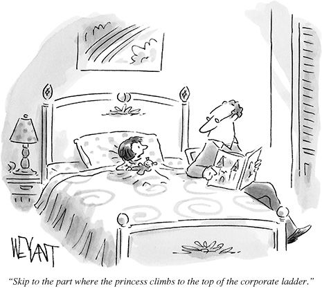 how to become a cartoonist for the new yorker