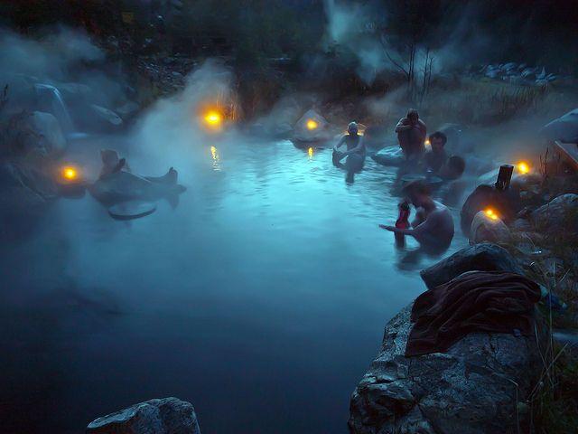 Big Bend National Park Hot Springs