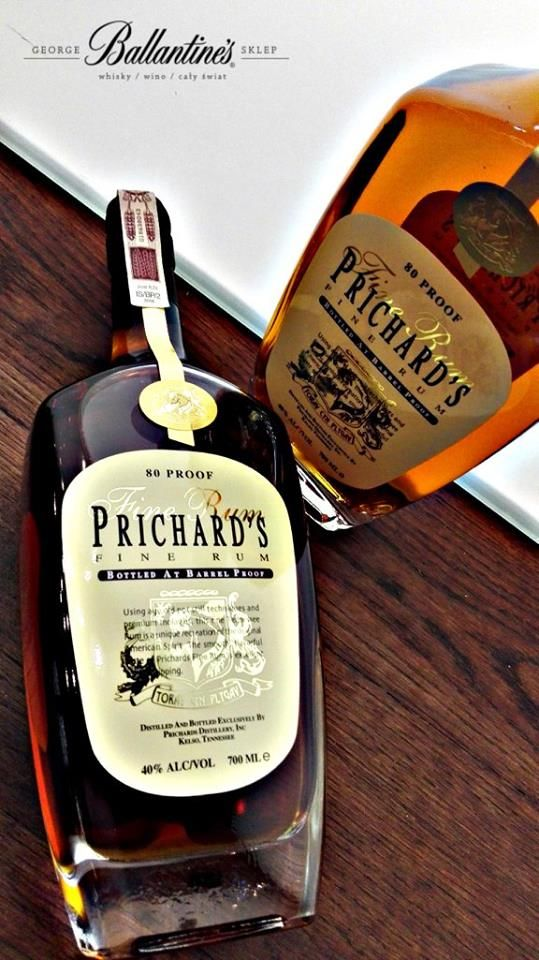 Prichard's American Rum  #prichard #american #rum #alcohol #shop