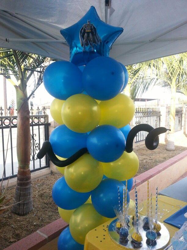 Best batman balloons images on pinterest