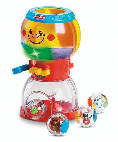 Another great find on #zulily! Swirlin' Surprise Gum Ball Toy Set #zulilyfinds