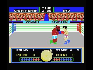Did you play Konami Boxing on MSX?  http://www.senses.se/e3-konamis-kommande-storspel-lords-of-shadow-2-och-pes-2014/