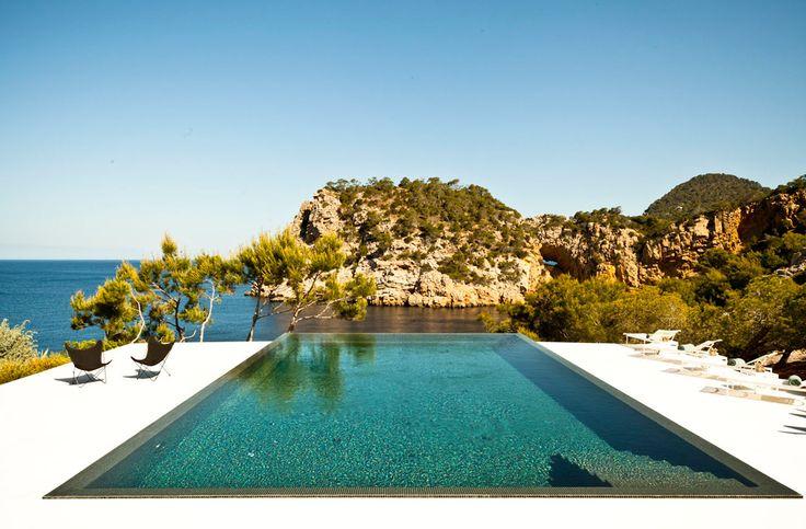 Not technically a garden, I know... Laplace » San José, Ibiza – House