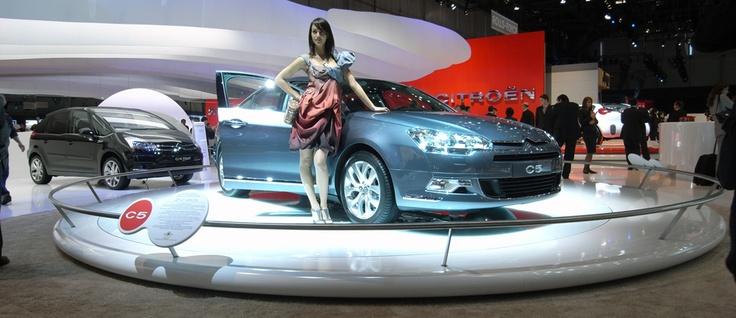 Citroën at the Geneva Motorshow 2008
