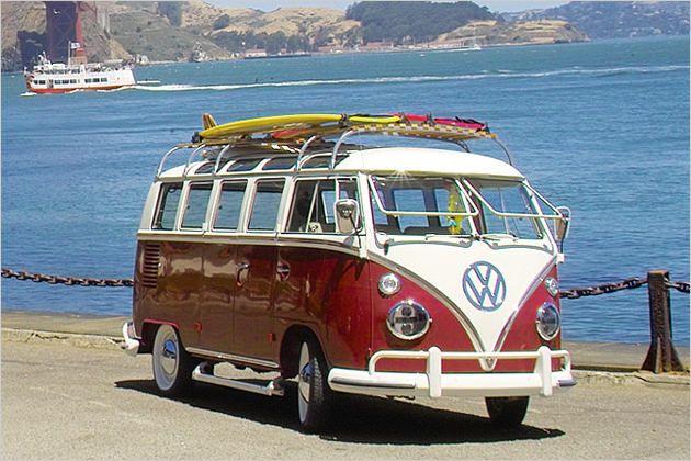 Der VW Samba Chameleon. Ein schicker Oldtimer. Doch der Schein trügt