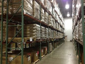Pallet Rack Distributor