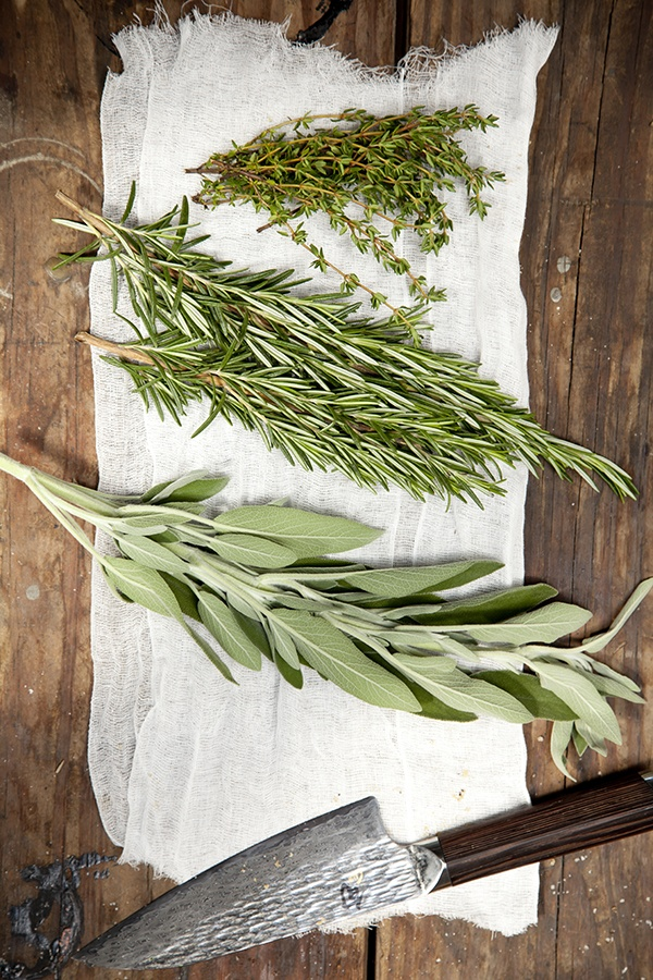 herbs. charcuterie. saltedandstyled.com
