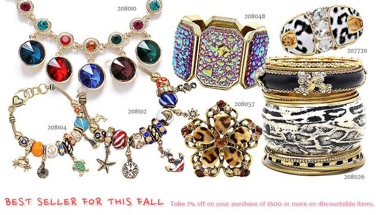 Wholesale In Nyc For Fashion Jewelry